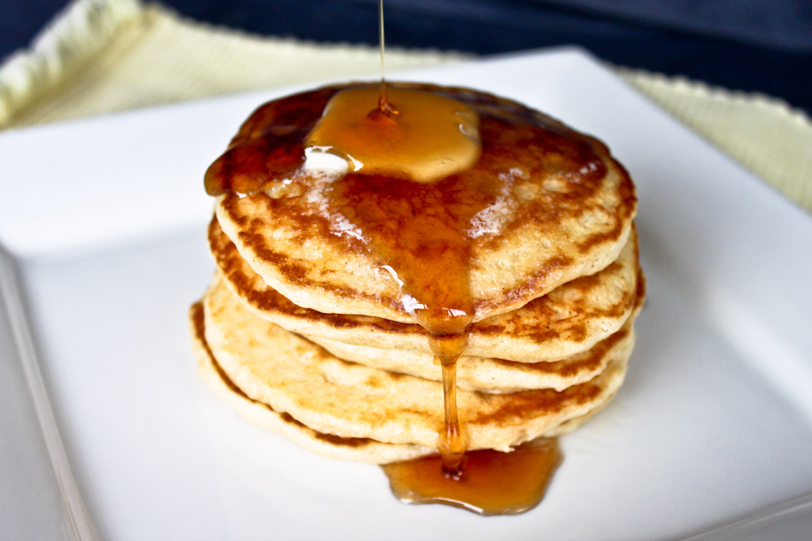 Chef John The Best Old Fashioned Pancakes